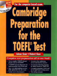 toefl ets guide cd cambridge preparation for the toefl test 3rd edition book