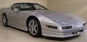 c4 corvette ground effects 84 96 corvette c4 motorsport 12 ground effects w wing and