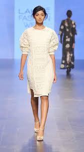 western wear u2013 dress u2013 sahil kochhar u2013 white lace dress u2013 lakme