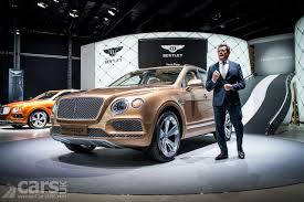 bentley bentayga engine bentley bentayga suv revealed early thanks to china u0027s model makers