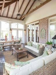 Porch Patio Furniture by Best 20 Screen Porch Decorating Ideas On Pinterest Screened
