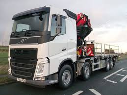 volvo 2017 truck crane plant for sale mac u0027s trucks huddersfield west yorkshire