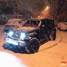 jeep snow jeep flow