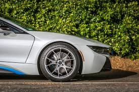 Bmw I8 Wheels - unequaled rarity bmw i8 equipped with vorsteiner v ff 103 wheels