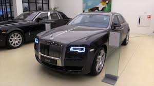 rolls royce ghost interior 2017 rolls royce ghost 2017 in depth review interior exterior youtube
