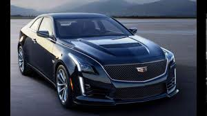 Cadillac Cts Coupe Interior All New 2018 Cadillac Cts Coupe Youtube