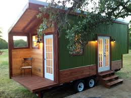 Rustic Homes Modern And Rustic Tiny House For Sale In Austin Texas