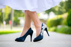 wedding shoes blue 17 best ideas about navy wedding shoes on navy blue