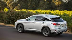 lexus rx 350 all wheel drive review 2016 lexus rx crossover review with price horsepower and photo