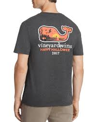 vineyard vines crewneck short sleeve halloween tee bloomingdale u0027s