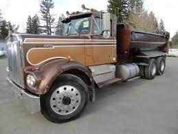1974 kenworth w900 3 axle dump truck opperman u0026 son