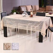 tablecloth for coffee table coffee table cloth ebay