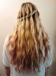 tutorial rambut waterfall waterfall braid 5 exciting versions to learn and renew the look