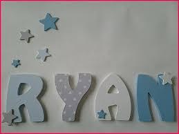 lettre chambre bébé lettre prenom chambre prenom decoratif unique lettre prenom chambre