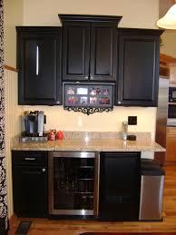 home decor wichita ks added black maple beverage center and granite i need this
