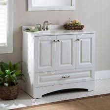 Style Selections Bathroom Vanity by Style Selections Delyse Auburn Integral Single Sink Bathroom