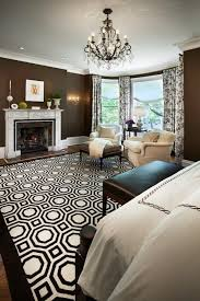 Brown And Black Rugs Brown And Blue Geometric Rug Design Ideas