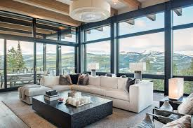 technology in homes ski homes with walls of glass thanks to new technology wsj