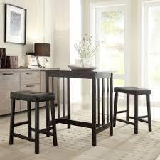 home decorators collection hubbard lane 3 piece black bar table
