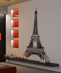 Eiffel Tower Wallpaper For Walls Eiffel Tower Wall Decal Eiffel Tower Stickers For Walls