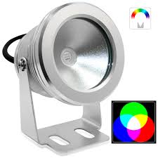 Rgb Landscape Lights 10w Rgb Led Landscape Lighting Waterproof Outdoor Accent Light