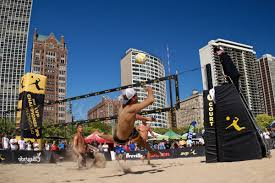 photo gallery from great action scenic avp championships in