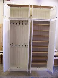 cabinet for shoes and coats 4 door hall coat shoe storage cupboard with extra top storage