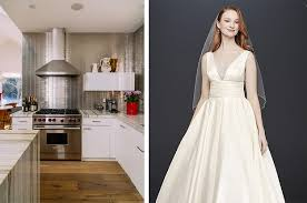wedding dress quiz buzzfeed build your kitchen and we ll reveal which david s bridal