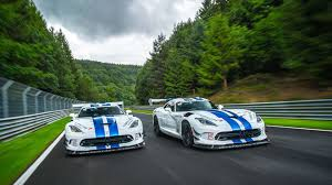Dodge Viper Production Numbers - a 2017 dodge viper acr lapped the nurburgring in 7 03 45 the drive