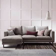 chaise lounge corner sofa corner sofa with chaise corner sofas next day delivery thesofa