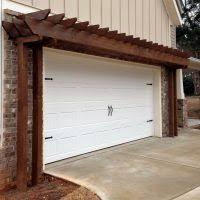 best 25 garage pergola ideas on pinterest garage trellis diy
