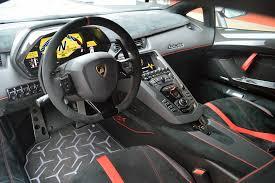 2015 lamborghini aventador interior 2016 lamborghini aventador lp 750 4 superveloce marcus troy