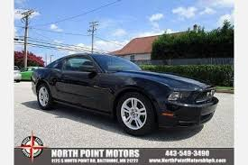 Used Black Mustang Used Black Ford Mustang For Sale Edmunds