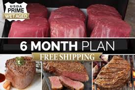 monthly gift clubs steak of the month club monthly delivery chicago steak company