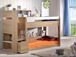 Bunk Beds Auburn Single Zadie Bunk Bed 26 5 7 14 1 Light Oak Auburn 1199 Big