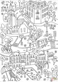 luxembourg garden coloring page free printable coloring pages