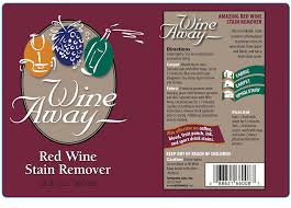 amazon com wine away red wine stain remover 12 ounces health