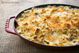 turkey noodle casserole recipe simplyrecipes