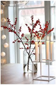 Interior Design With Flowers Winter Flowers