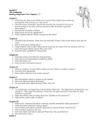 the awakening u2013 chapter 1 13 questions