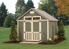 Mini Barns Michigan Classic A Frame Garden Shed Millers Mini Barns