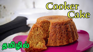 cooker cake in tamil no oven eggless super soft youtube
