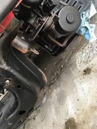 how to evo viii ix acd pump replacement evolutionm mitsubishi
