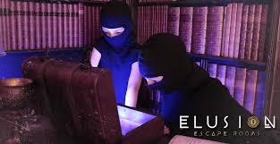 elusion southampton escape room