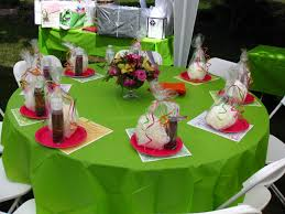 Bridal Shower Decor by Wedding Shower Decoration Ideas Trellischicago