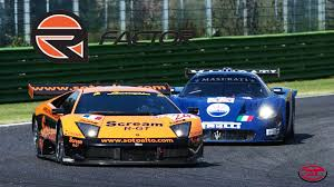 Lamborghini Murcielago 2004 - rfactor 2 0 race mi propio mod fia gt 2004 lamborghini