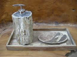 Fish Bathroom Accessories by Natural Stone Bathroom Sink Accessories Dispensers And Sets For