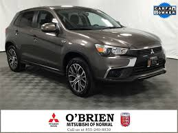 mitsubishi outlander sport 2016 o u0027brien mitsubishi new u0026 pre owned mitsubishi cars normal il