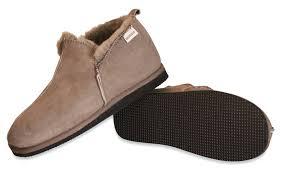 jessica simpson bedroom slippers shepherd mens genuine sheepskin