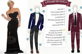 wedding dress code black tie all about wedding dress